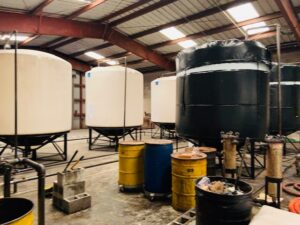 New Orleans Cooking Oil Recycling